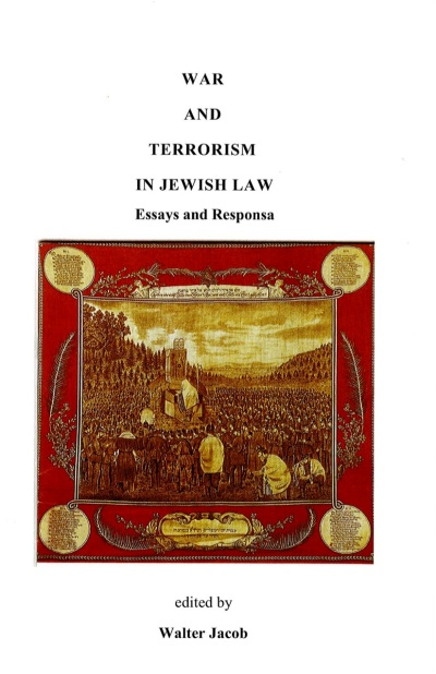 Dr Jacob Cover 10 - War and Terrorism