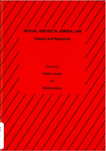 Dr Jacob Cover 11 - Sexual Issues