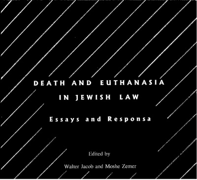 Dr Jacob Cover 14 - Death and Euthanasia