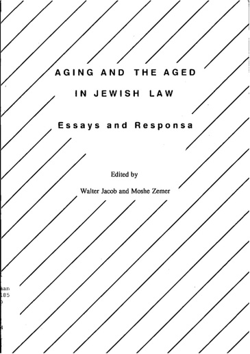 Dr Jacob Cover 17 - Aging and the Aged