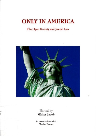 Dr Jacob Cover 8 - Only In America